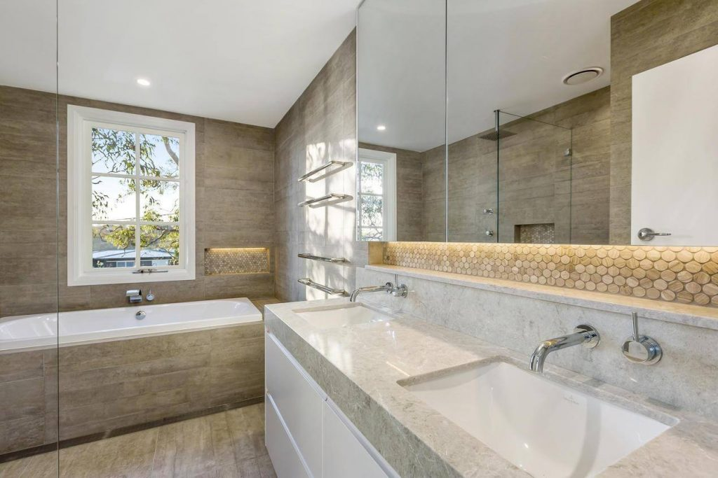 Bathroom cabinetry Sydney