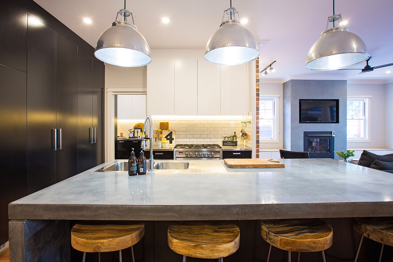 Granite Kitchen Benchtops