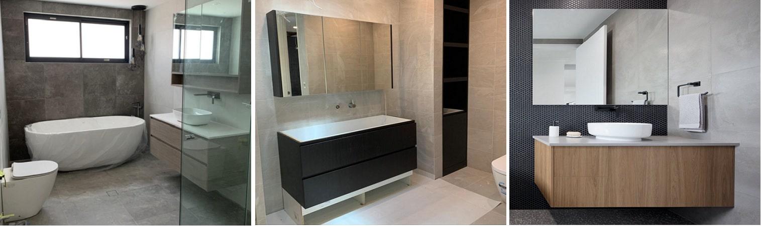 Types of Bathroom Vanity Units