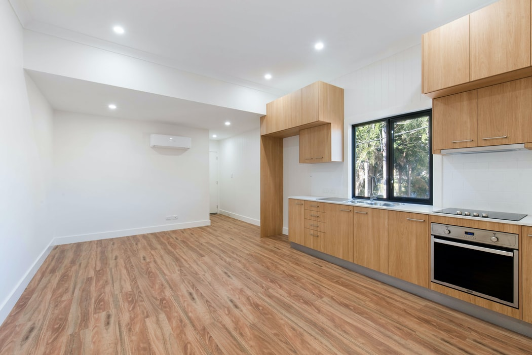 Matte Finish Kitchen Cabinets