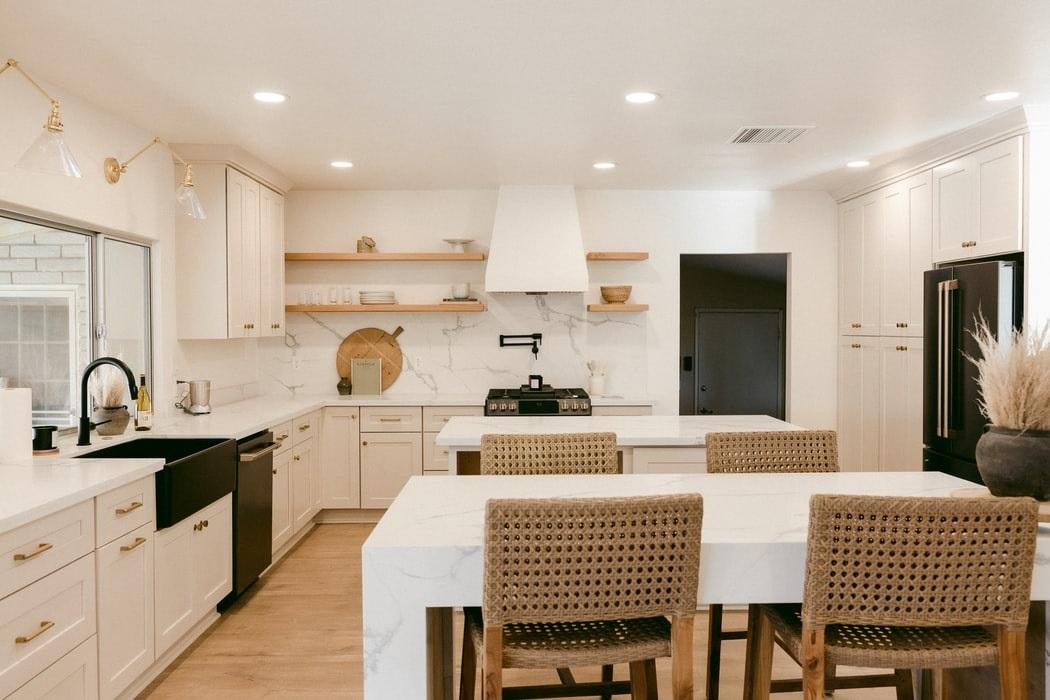 Custom Made Kitchen