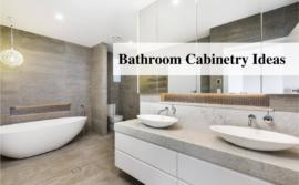 Bathroom Cabinetry Ideas